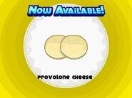 Unlocking provolone cheese