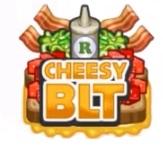 Cheesy blt