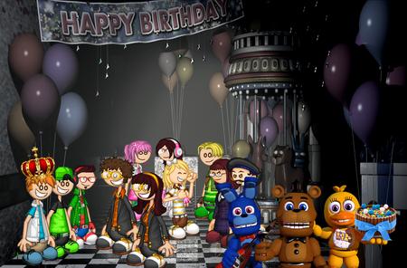Cumpleaños anthony