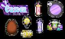 Ingredientes de Pascua
