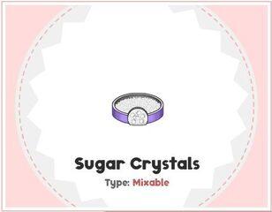 Sugar Cristal