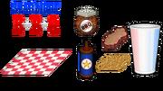 Starlight BBQ - Ingredientes - Sushiria