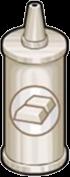 Jarabe de Chocolate Blanco 2
