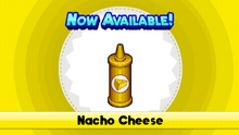 Nacho Cheese TMTG