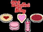 Valentine's Day Ingredients - Bakeria