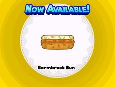 Barmbrack Bun
