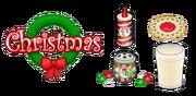 Papa's Pancakeria HD - Ingredients - Christmas