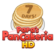 Pancakeria HD 7 Days