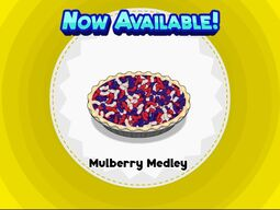 Mulberry Medley