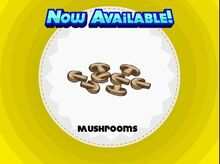 Unlocking mushrooms cheese louie