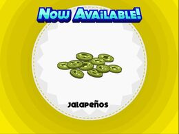 Unlocking jalapenos cheese