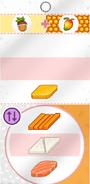 Chuck Sushi Order