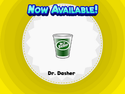 Dr. Dasher