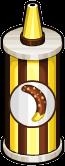 Jarabe de Plátano Bañado en Chocolate