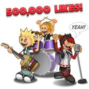 180px-500,000 Likes!