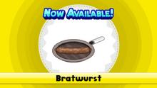 Bratwurst TMTG