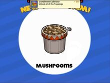 Unlocking mushrooms