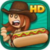 Hot Doggeria HD Logo
