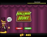 Mini Game - Hallway Hunt