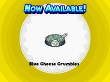 Blue Cheese Crumbles THD