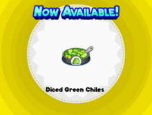 Green chills