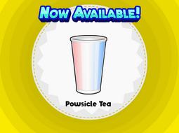 Powsicle Tea