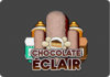 Chocolate Éclair Icon