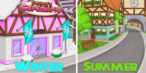 Winter summer