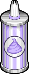 Crema Batida de Bayas