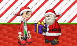 Santa regalo