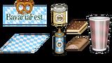 Bavaria Fest - Ingredientes - Sushiria