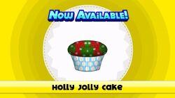 Pastel Holly Jolly