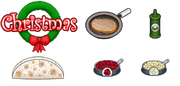 Christmas Ingredients - Taco Mia HD