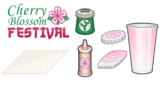 Cherry Blossom Festival Ingredientes - Sushiria