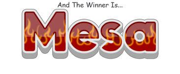 Mesa name