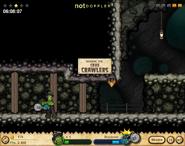 Cuidado Con Los Cave Crawlers