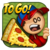 Pizzeria To Go! Logo HD