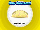 Moteado Taco