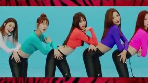 EXID(이엑스아이디) '위아래' (UP&DOWN) MV