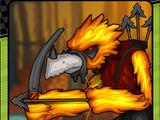 Phoenix Hen