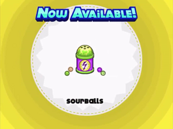 Sour ball hd