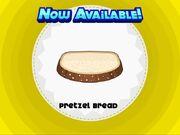 Unlocking pretzel bread