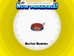 Boston Beanies