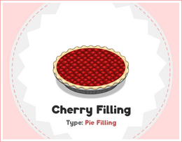 Cherry Filling