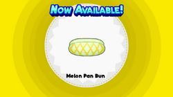 Melon Pan Bun