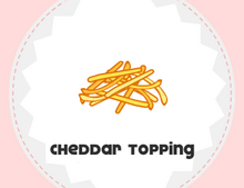 Cheddar Topping