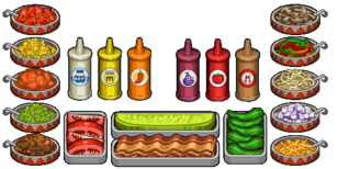 HotDogToppings