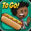 Hot Doggeria To Go! Logo