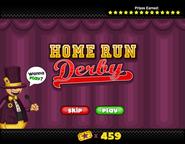 Mini Game - Home Run Derby