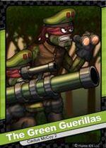 072 Los Guerillas Verdes